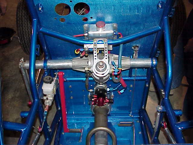 Body car midget race throttle — img 4